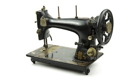 macchine da cucire antiche