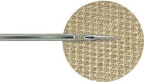 Aghi con punta a sfera per macchina da cucire