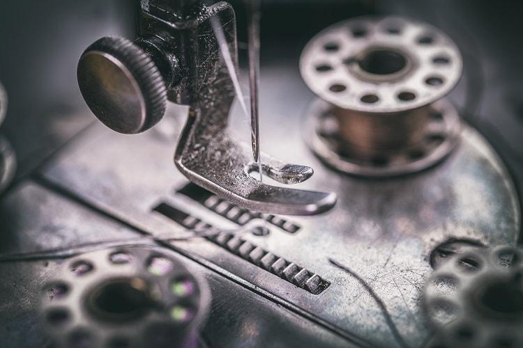 aghi per macchina da cucire